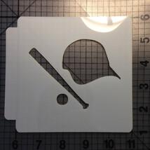 Baseball Stencil 102 - $3.50+
