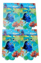 4 Packages of 128 Finding Dory Stickers in Book - $9.99