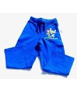 NWT Disney Blue Toy Story 3 Sweat Pants Boys Si... - $14.99