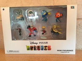 Disney Pixar Mini Figurines Finding Dory Incredibles - $18.51