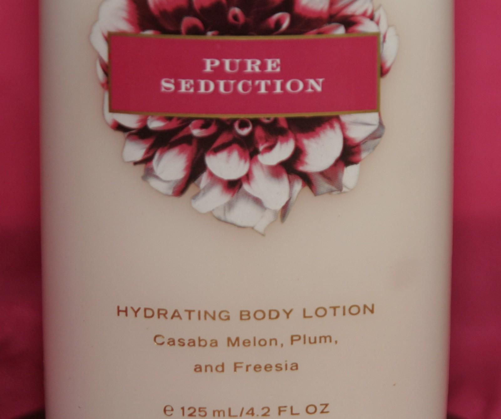 Victoria Secret Pure Seduction Hydrating Body Lotion 4.2 oz image 2