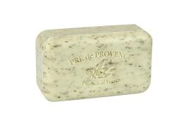 Pre De Provence French Bar Soap Mint Leaf 150g Gram 5.2 Ounce Shea Butte... - $6.79