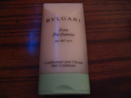 Brand New BVLGARI Green Tea Hair Conditioner - $4.99