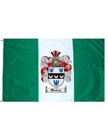 Weakley Coat of Arms Flag / Family Crest Flag - $29.99