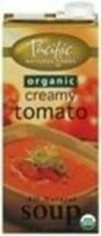 Pacific Natural Creamy Tomato Soup (12x32 Oz) - $100.44