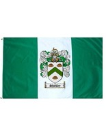 Shockley Coat of Arms Flag / Family Crest Flag - $29.99