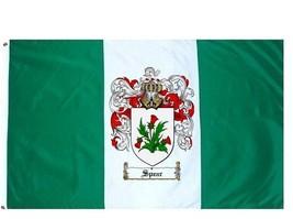 Spear Coat of Arms Flag / Family Crest Flag - $29.99