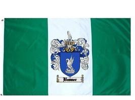 Vasser Coat of Arms Flag / Family Crest Flag - $29.99