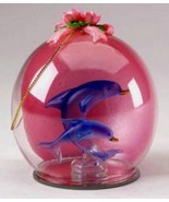 29207 Specialty Merchandise Dolphins Ornament Decor - $9.50