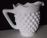 Fenton_hobnail_milk_glass_creamer_with_drip_edge_thumb155_crop