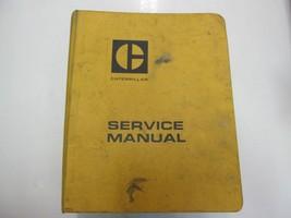 Caterpillar 657 666 Tractor Scraper Specifications Service Repair Manual... - $185.08