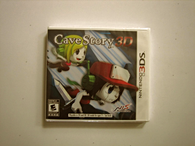 Primary image for Cave Story  3ds (Brand New)