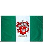 Strauss Coat of Arms Flag / Family Crest Flag - $29.99