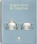 TUTS KITCHEN Design Michael Graves  Creamer Sug... - $79.00
