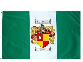 Vere Coat of Arms Flag / Family Crest Flag - $29.99