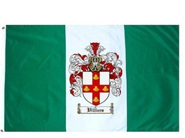 Villiers Coat of Arms Flag / Family Crest Flag - $29.99