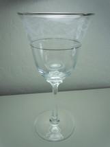Lenox Fair Lady Water Goblet - $33.65