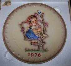 Hummel 1976 Plate - Bas Relief - Apple Tree Girl - #269 - Boxed! Euc! - $14.99