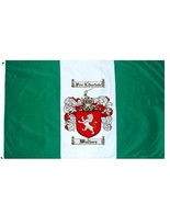 Wallace Coat of Arms Flag / Family Crest Flag - $29.99
