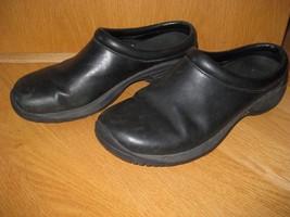 Merrell Encore Nova leather clogs, women size 11 - $26.39
