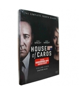 House of Cards: The Complete Fourth Season 4 4-Disc DVD Brand NEW Free S... - $15.50