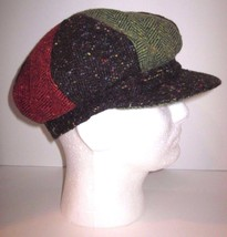 Nordstrom - Multicolor - Wool - Newsboy Cabbie Hat - Made In Italy - NWT! - $37.40