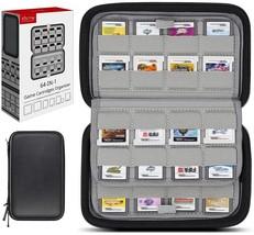 sisma 64 Game Card Holder Storage Case for Nintendo 3DS 2DS - $22.15