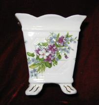 St. George Fine Bone China England Small Porcelain Vase - $22.50