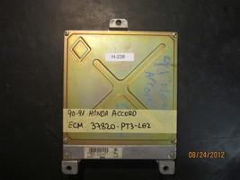 90 91 Honda Accord Ecu/Ecm #37820 Pt3 L02 *See Item Description* - $37.61