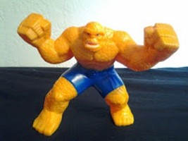 2010 Marvel Comics the Thing Talking Happy Meal Toy - $2.32
