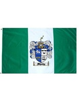 Sheehy Coat of Arms Flag / Family Crest Flag - $29.99