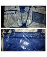 EL SALVADOR Unisex Soccer Duffel Travel Bag Sho... - $27.93