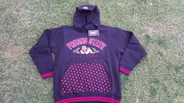 Fresno State University Hoodie Jacket Pullover Hoody Jacket FRESNO STATE... - $47.50