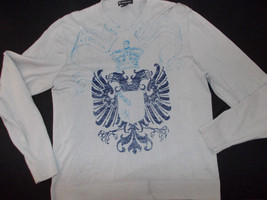 Gray long sleeve V neck sweater INC Gray long sleeve V-neck sweater L - $5.00