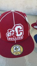 American Professional Football League C BULLIES Baseball Hat 7 3/4 - $22.33