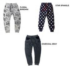 Charcoal Gray slim fit jogger pants Men's Jogger fashion sweat pants M-2XL - $18.99