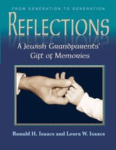 Reflections: A Jewish Grandparent's Guide to Memories [Hardcover] [Nov 0... - $17.71