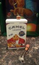 "Lighter Camel Joe's Place ""BUSTAH"" (1994) metal-match refillable collectable - $12.71"