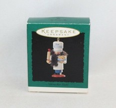 Hallmark Keepsake Ornament 1994 - Nutcracker Guild - #1 in Series - 05146 - $10.93