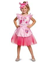 Disguise Pinkie Pie My Little Pony Tutu Deluxe Costume, Pink - £43.65 GBP