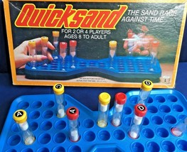 1981 Quicksand Game- The Sand Race Against Time- Complete! - $17.99