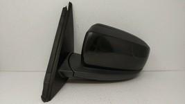 2007-2010 Bmw X5 Driver Left Side View Power Door Mirror Black 74878 - $276.67