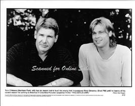 Harrison Ford Brad Pitt The Devil's Own 8x10 Photo - $9.99