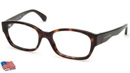 Ralph Lauren Rl 6098 5003 Dark Havana Eyeglasses Frame 53-18-135mm - $48.01