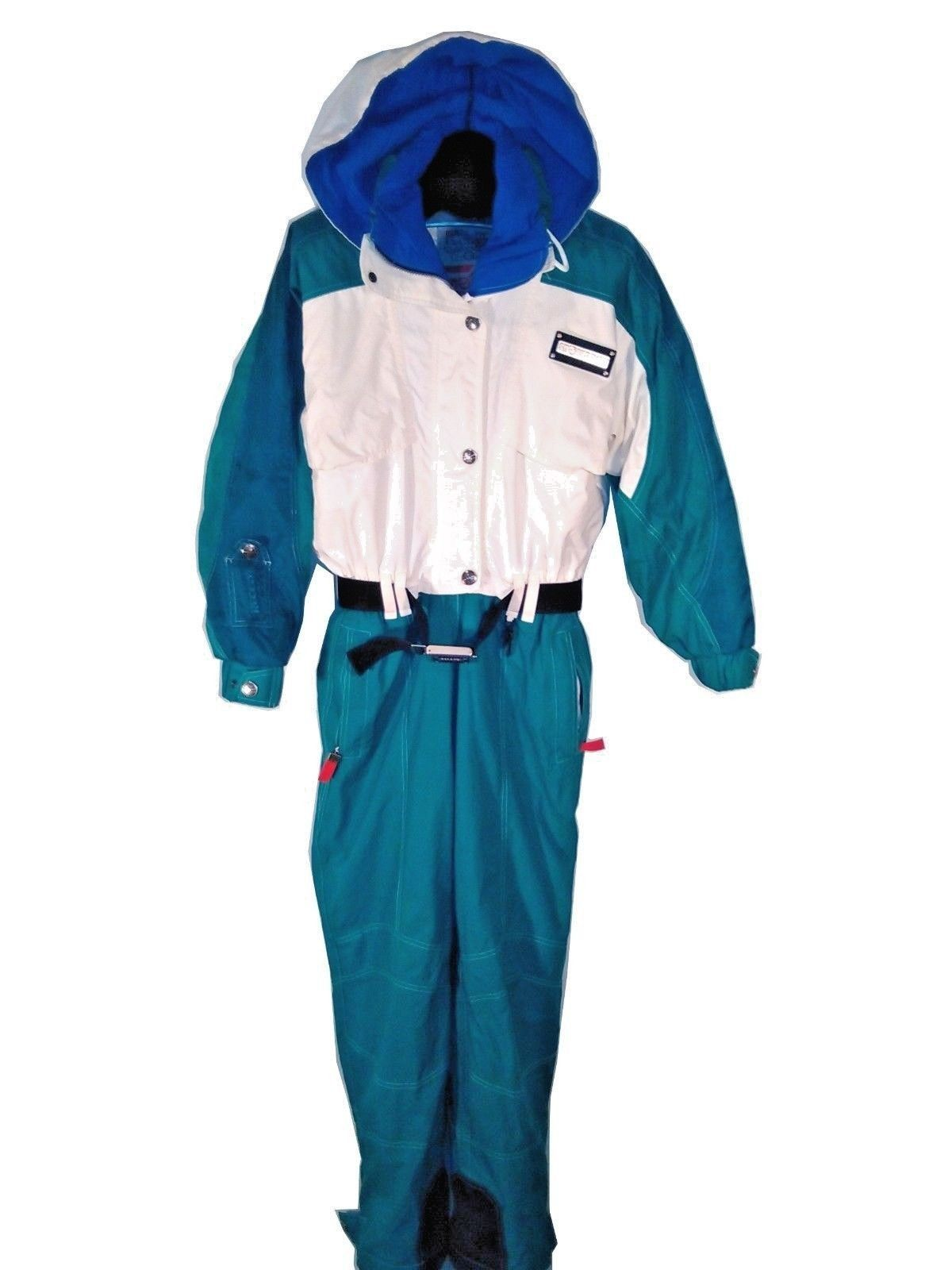 SCHOFFEL SNOW POWER GOR-TEX SNOWSUIT RECCO WOMEN'S SIZE 10 SKI SNOWBOARDING (I)