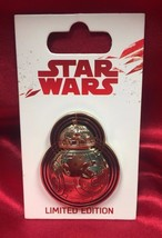 Disney Parks Star Wars The Last Jedi Force Friday BB8 Limited Edition BB-8 Pin - $34.59