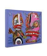 Monster Canvas Art by Matt Sesow - $42.08