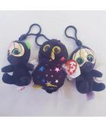 Halloween Beanie Boo Clips Owl and Bear Hyde & Spirit 3 Pack - $24.74