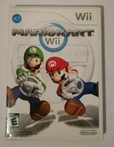Mario Kart Nintendo Wii 2008 CIB Complete - $19.75