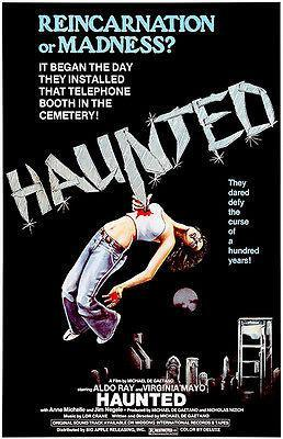 Primary image for Haunted - 1977 - Movie Poster